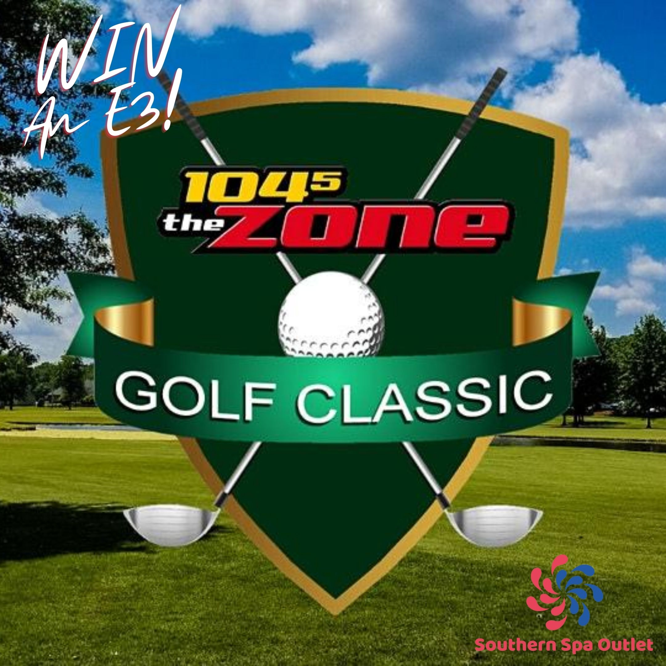 SSO Cumulus Media Nashville presents the104-5 The Zone 2020 Golf Classic!