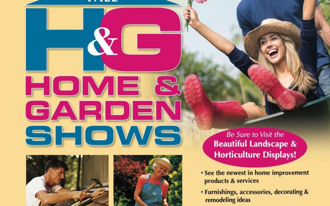 Home & Garden Show in Knoxville August 2020