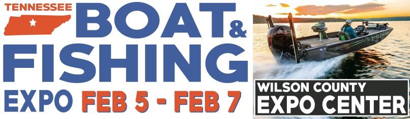 Visit Us At 2021 The TN Boat & Fishing Expo