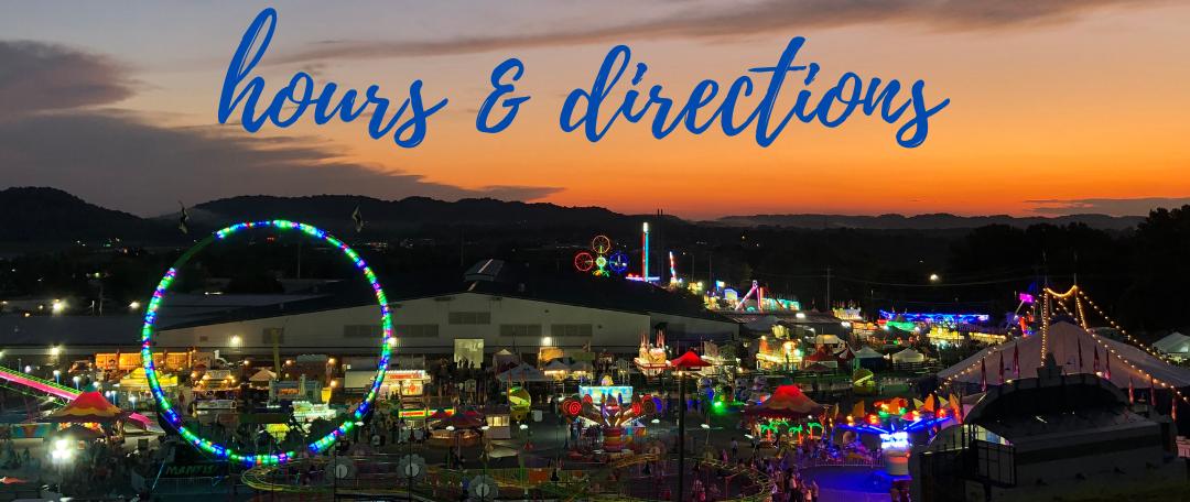 Williamson County Fair – Franklin, TN  August 6th – August 14th