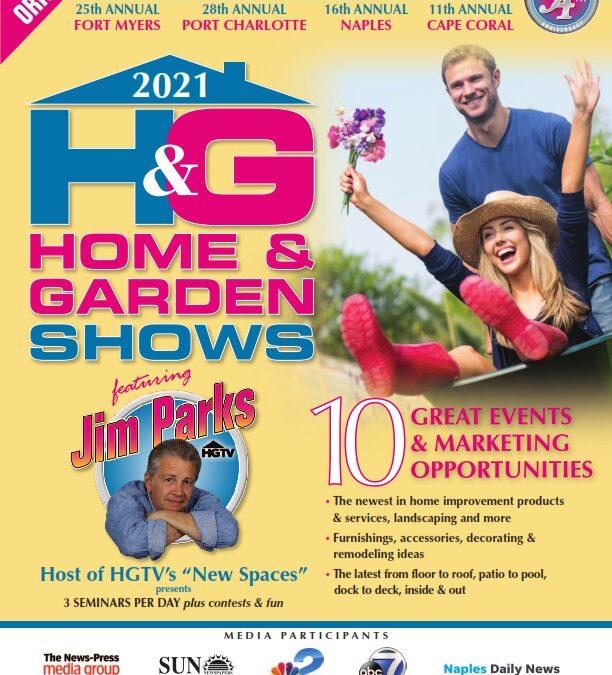 H&G Ft Myers Home Show September 18 – 19 2021